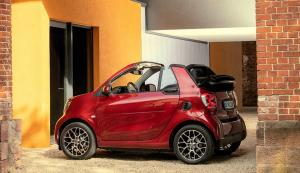 Smart Fortwo und Forfour - Modellpflege IAA 2019