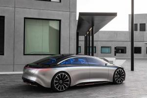 Mercedes Vision EQS - IAA 2019