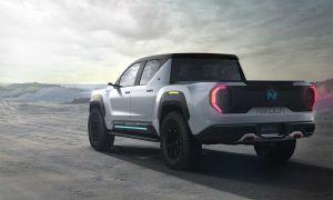 Nikola Badger-Pickup 2020