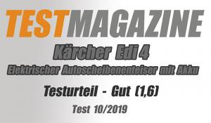 Kärcher Edi 4 - Elektrischer Eiskratzer 2019
