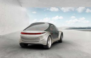 Heatherwick Airo Conceptcar- IM Motors 2021