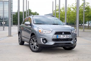 Mitsubishi ASX 2.2 DiD 4WD AT Top