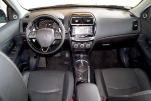 Mitsubishi ASX 2.2 DiD 4WD AT Top