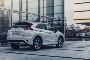 Mitsubishi Eclipse Cross Plug-in Hybrid 2021