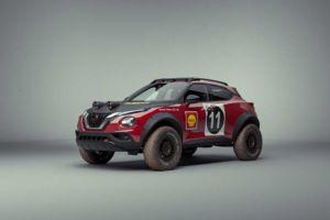 Nissan Juke Rally Heritage Concept