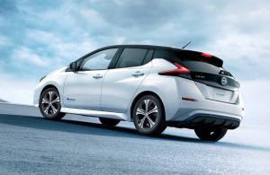 Der neue Nissan Leaf 2017
