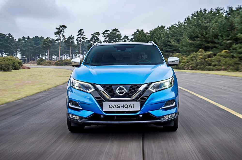 Nissan Qashqai - Genf 2017
