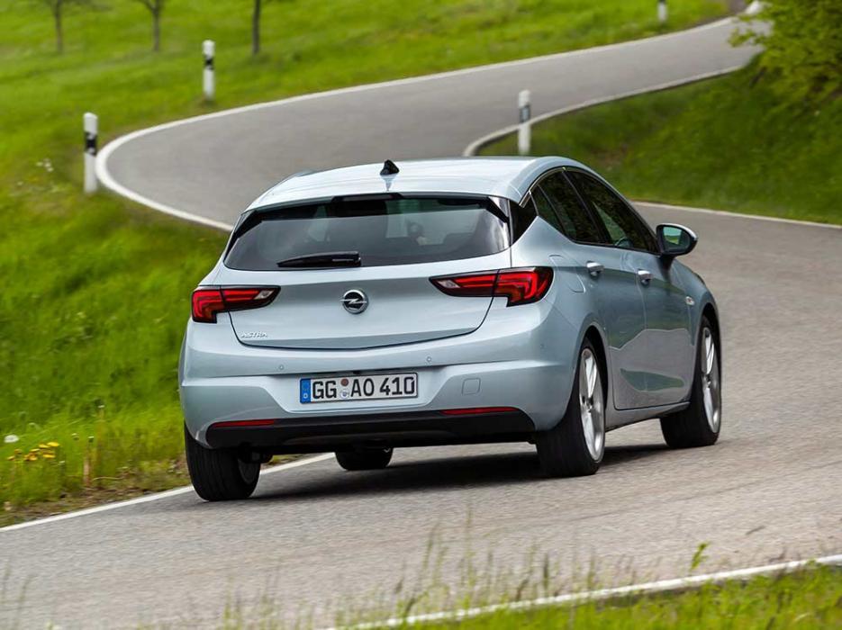 Opel Astra - IAA 2019