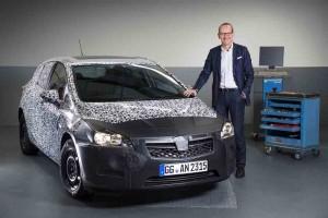 Opel Astra 2016 - New Gen.