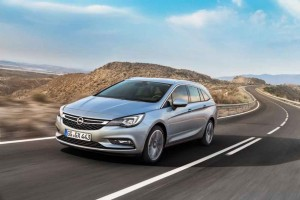 Opel Astra Sports Tourer MJ 2016