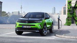 Opel Mokka-e MJ 2021