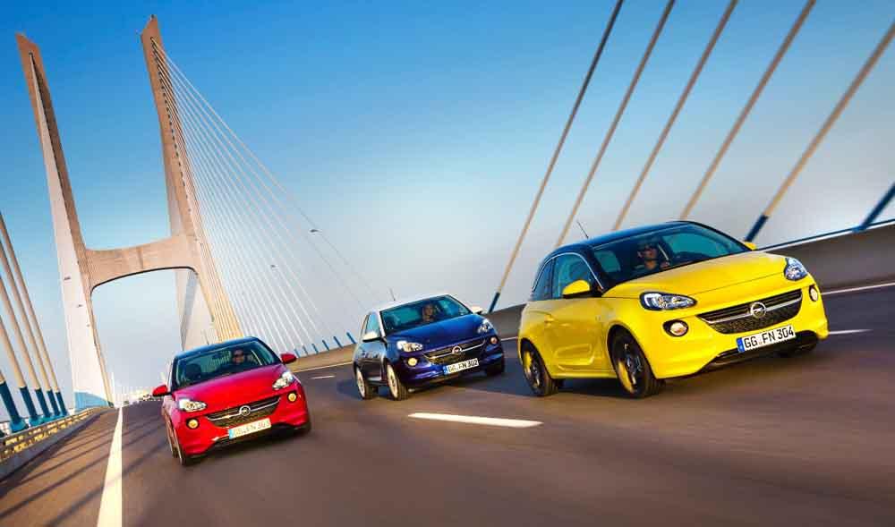 Opel Adam Unlimited 2016