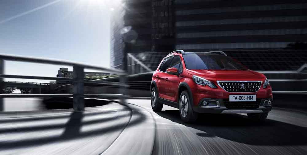 Peugeot 2008 Facelift 2016