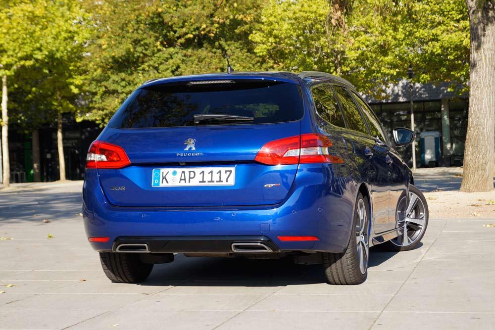 Peugeot 308 SW GT S&S - Fahrbericht MOTORMOBILES