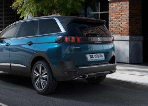 Peugeot 5008 Facelift MJ 2021