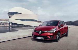 Renault Clio Facelift Mj 2017