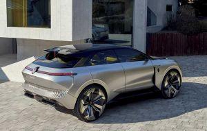 Renault Studie Morphoz - 2020