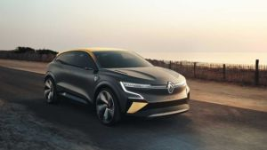 Renault Studie Mégane eVision