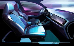 Skoda Kodiaq GT - SUV-Coupé für China