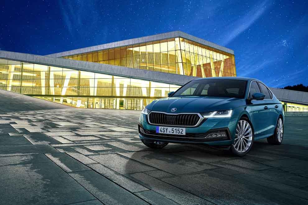 Der neue Skoda Octavia 2020 - Generation 4
