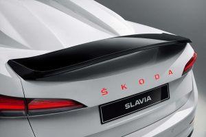 Skoda Slavia - Skoda Azubi Car 2020