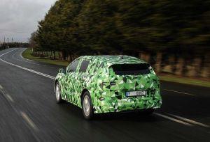 Skoda Enyaq - Das noch getarnte Elektro-SUV auf Erprobungsfahrten