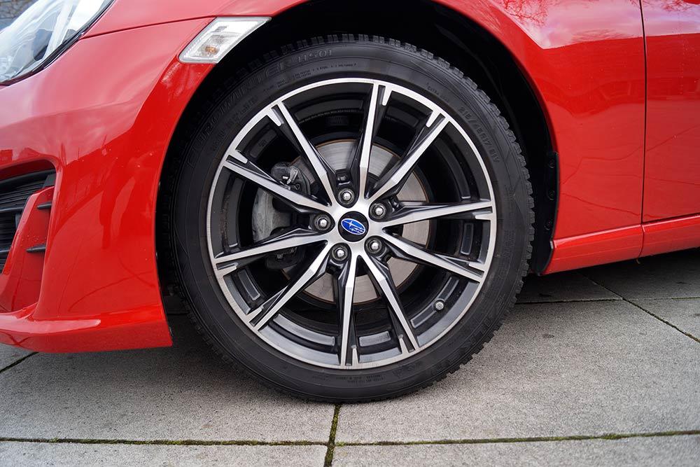 Subaru BRZ Sport+ 2020
