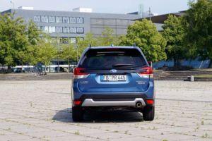Subaru Forester e-Boxer 2.0ie Lineartronic Platinum - 2021