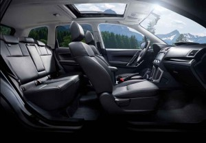 Subaru Forrester 2016