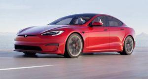 Tesla Model S - 2021