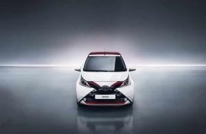 Toyota Aygo x-pose 2017