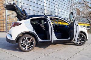 Toyota C-HR Style Selection Hybrid - 5-Türer, 1.8 VVT-i Systemleistung 90kW (122PS)