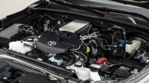 Toyota Hilux Invincible 2021