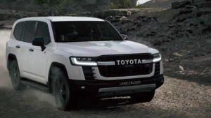 Toyota Land Cruiser Serie 300 - 2021