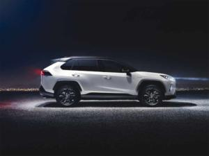 Toyota RAV4 My 2019 - New York Autosow 2018