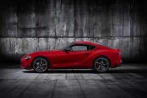 Toyota GR Supra 3.0 - NAIAS 2019