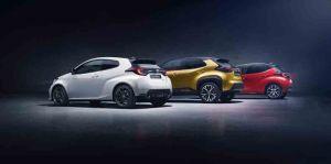 Toyota Yaris Familie - B-Segment - MJ 2020