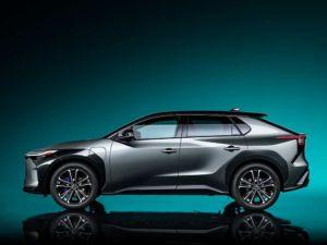 Toyota bZ4X Concept - Shanghai 2021