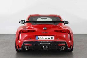 AC Schnitzer Programm für den Toyota GR Supra - 2020