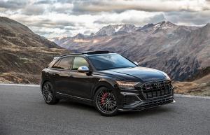 Audi SQ8 TDI von Abt
