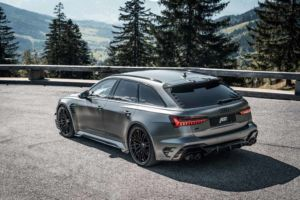 Abt RS6-R daytonagrau matt HR22