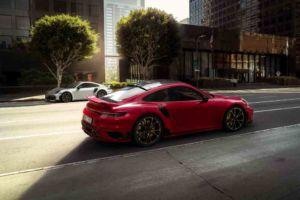 Porsche Turbo Techart