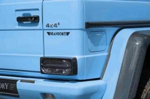 Mansory Mercedes 4x4