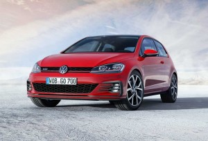 VW Golf VII 2017 - Facelift