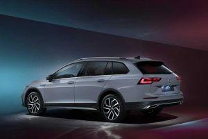 Der neue Volkswagen Golf Variant Alltrack