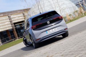 VW ID.3 Pro Performance Max 150kW/204 PS - 58 kWh Batterie