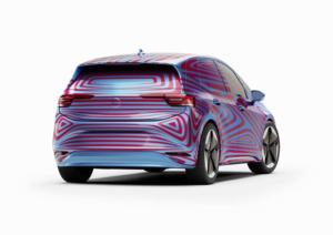 VW ID.3 - Berlin Mai 2019
