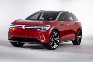 VW ID.Roomzz Shanghai 2019