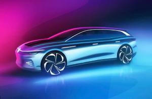 VW ID.Space Vizzion - L.A. 2019