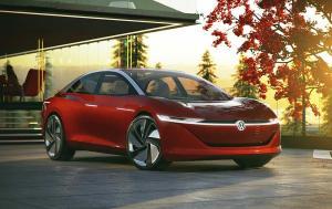 VW I.D. Vizzion - Genf 2018